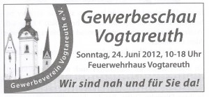 Gewerbeschau Vogtareuth, HMS Photovoltaik, HMS Elektrotechnik, Vogtareuth