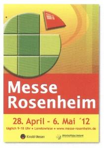 Neue Messe Rosenheim, HMS Photovoltaik, HMS Elektrotechnik